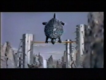 Elviras Movie Macabre Gamera Super Monster They Came From Beyond Space 06