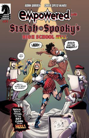 Empowered Sistah Spooky High School Hell 5 00