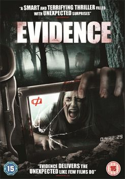 Evidence Dvd Cover