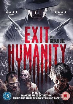 Exit Humanity Dvd Cover