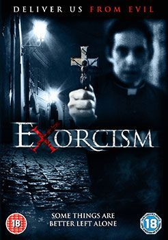 exorcism dvd