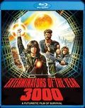 Exterminators Of The Year 3000 Cover