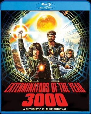 Exterminators Of The Year 3000 Poster