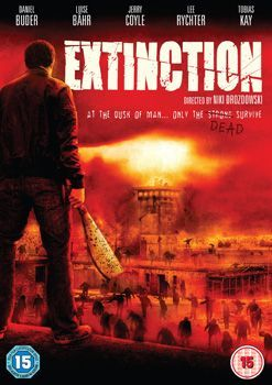 Extinction Dvd Cover