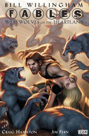 Fables Werewolves Of The Heartland 00