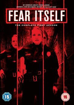 Fear Itself Dvd Cover