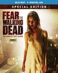 Fear The Walking Dead The Complete First Season Blu Cover