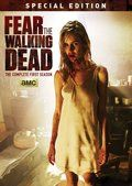Fear The Walking Dead The Complete First Season Dvd Cover