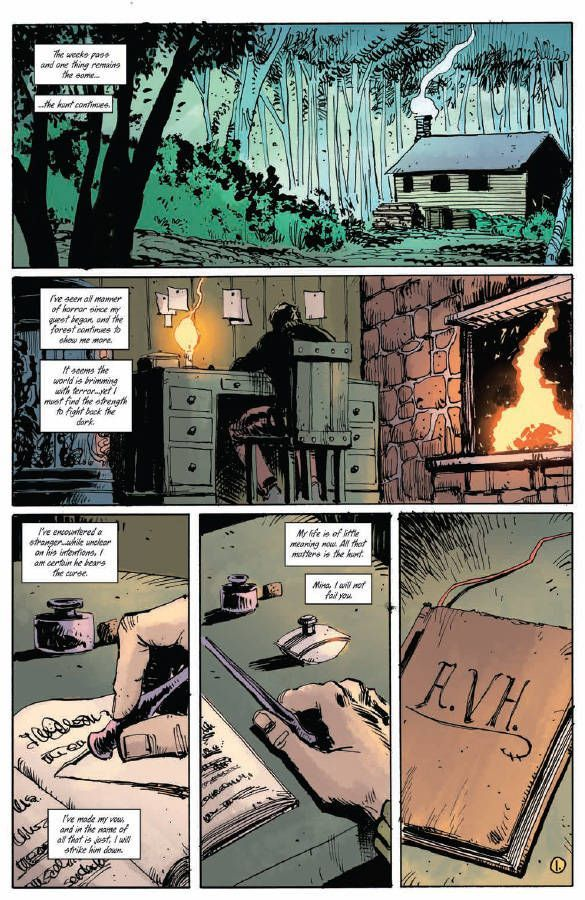 Five Ghosts 14 01