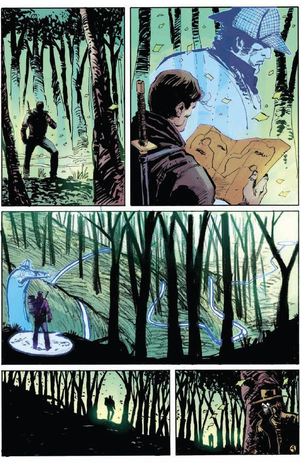 Five Ghosts 14 04