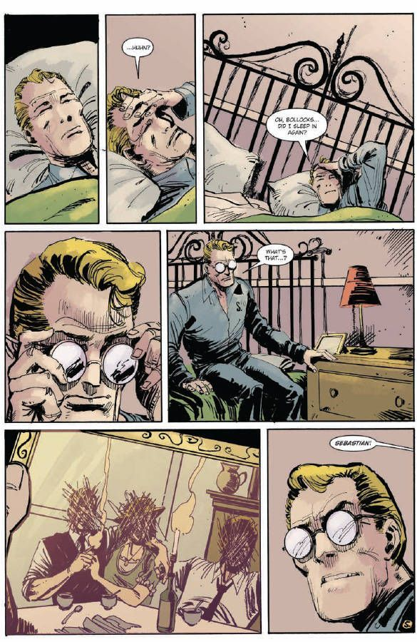 Five Ghosts 14 05