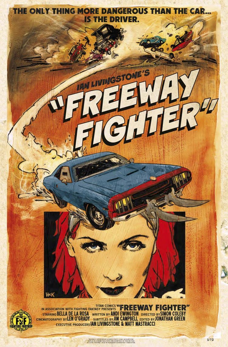 Freeway Fighter 1 06