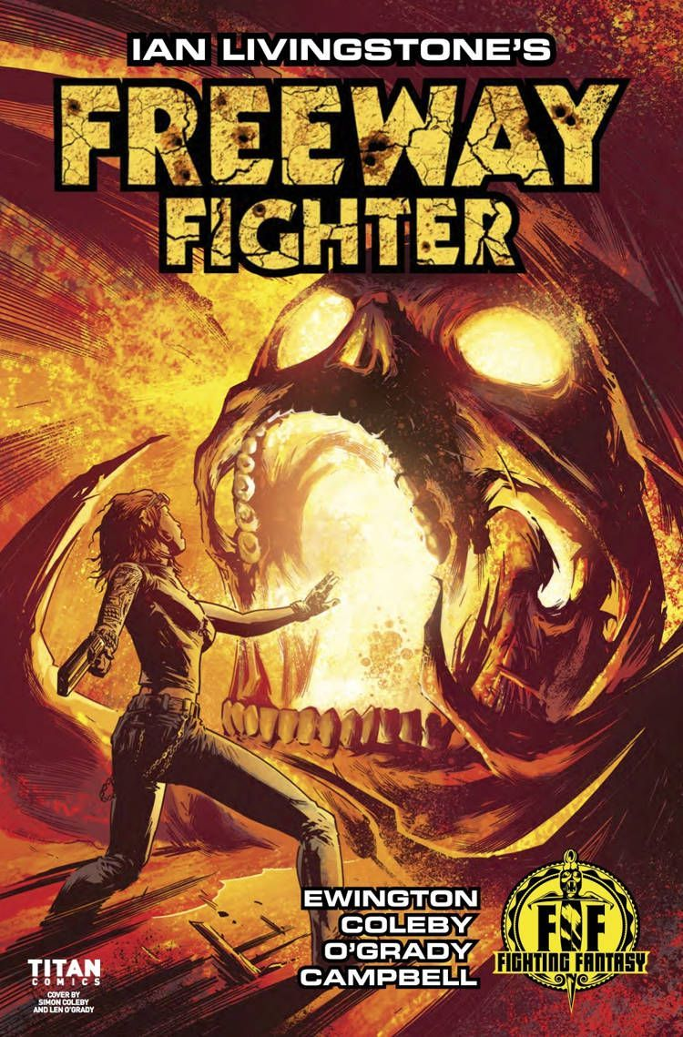 Freeway Fighter 2 06