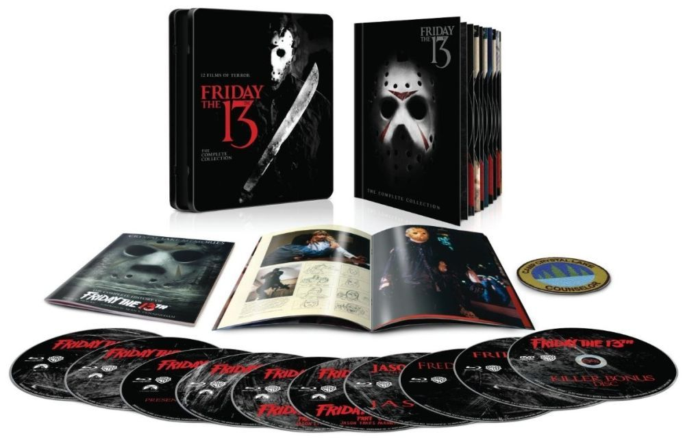 Friday The 13th Complete Collection 02
