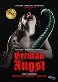 German Angst Blu Ray Cover