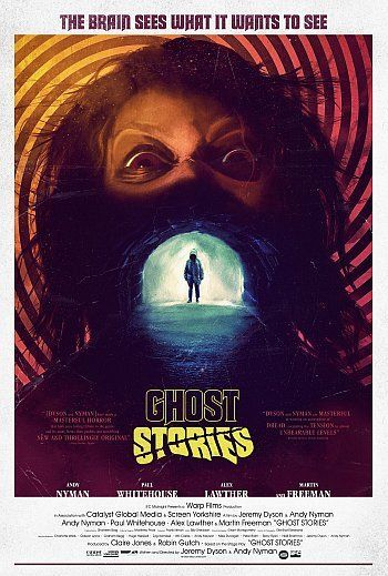 Ghost Stories Us Poster