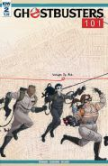 Ghostbusters 101 2 Cover