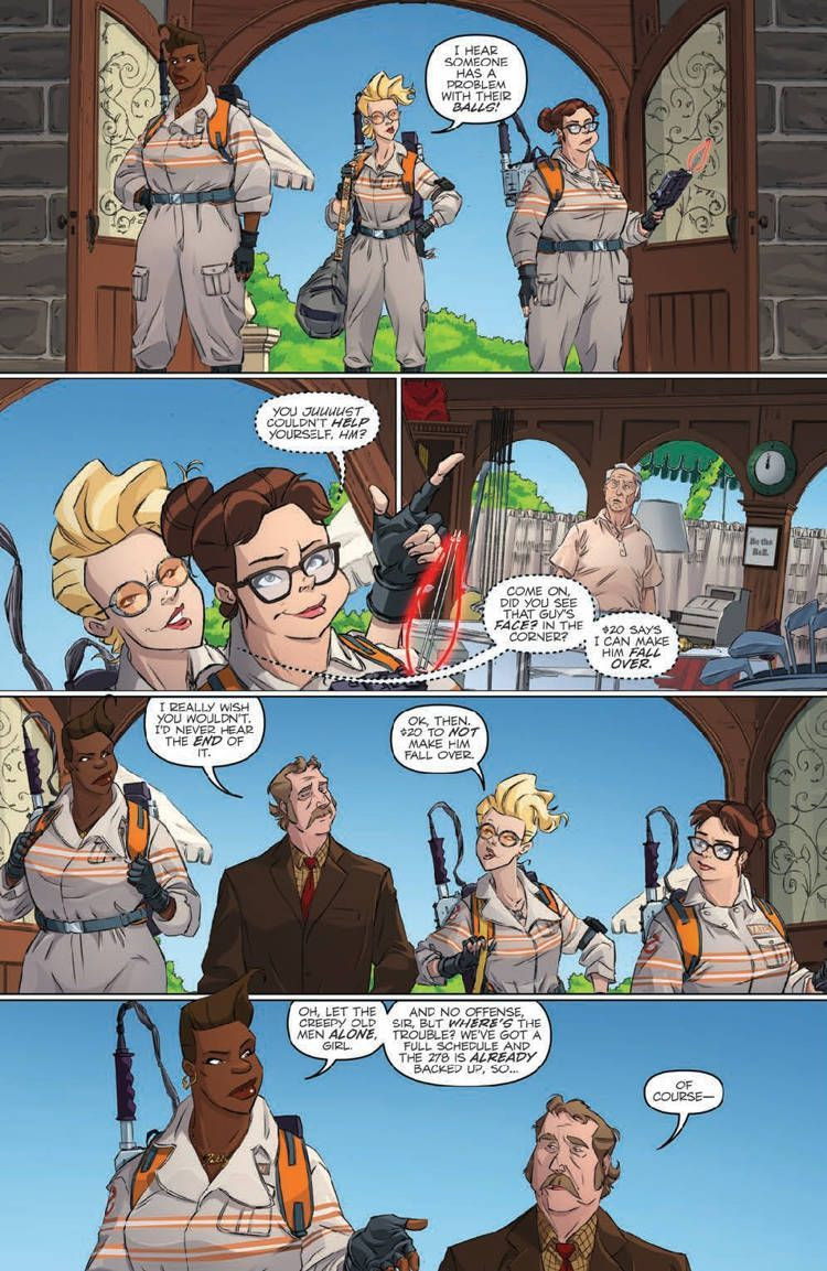 Ghostbusters 101 2 02