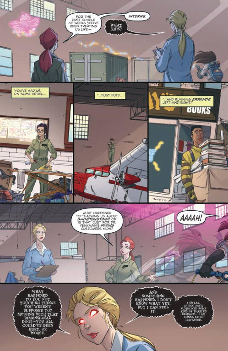 Ghostbusters 101 3 02