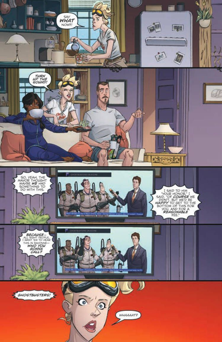 Ghostbusters 101 3 05
