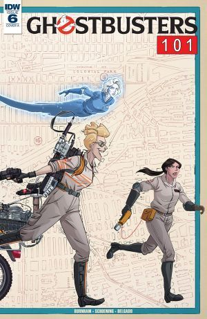 ghostbusters 101 6 00