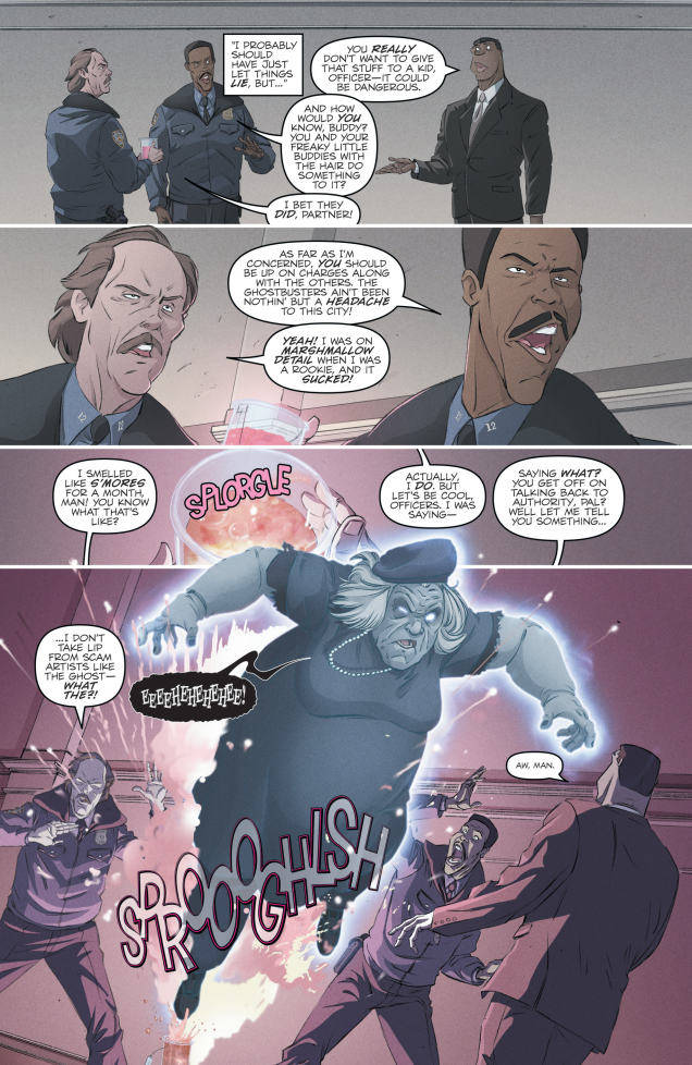 Ghostbusters Annual 2017 04