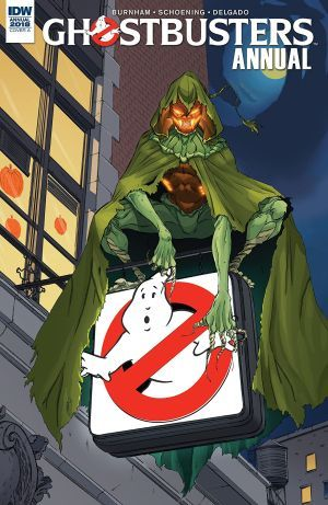 Ghostbusters Annual 2018 00
