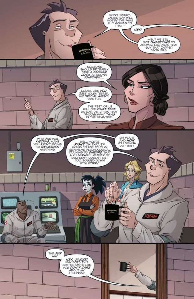 Ghostbusters International 8 03