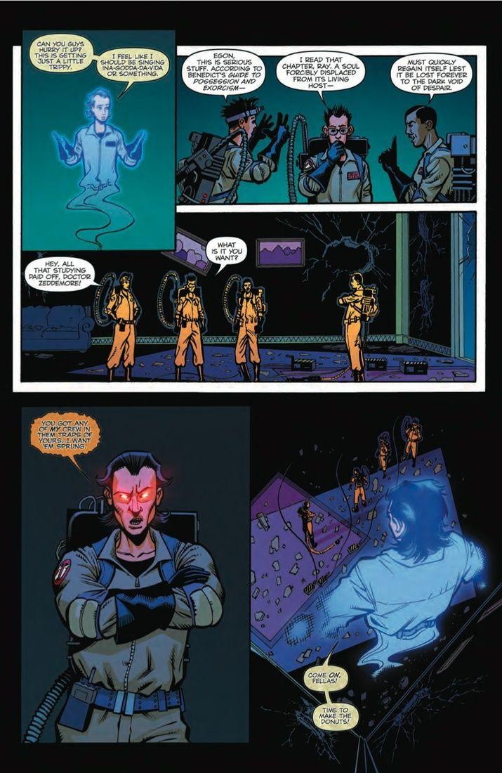 Ghostbusters Omnibus Volume 1 06