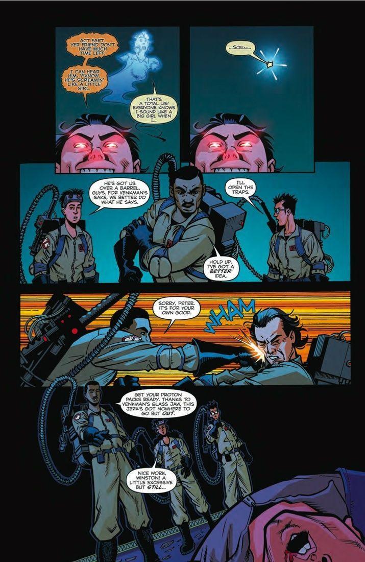 Ghostbusters Omnibus Volume 1 07