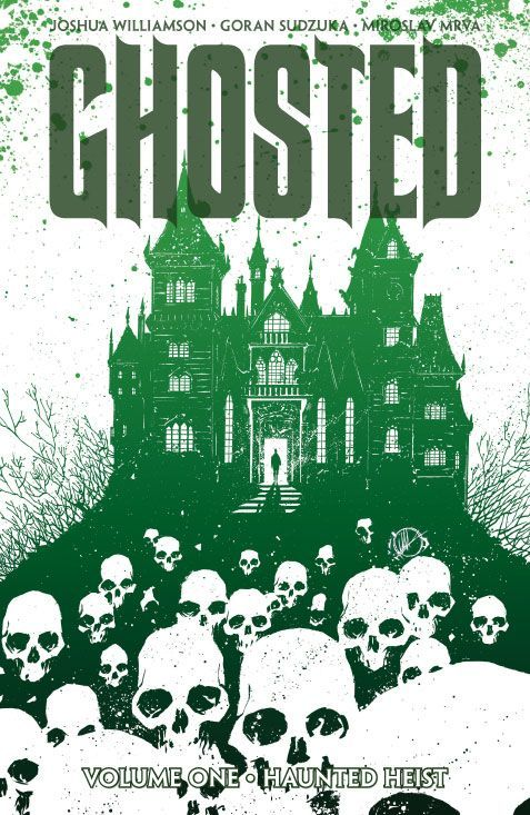 Ghosted Volume 1 00
