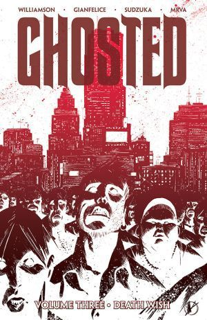 Ghosted Volume 3 00