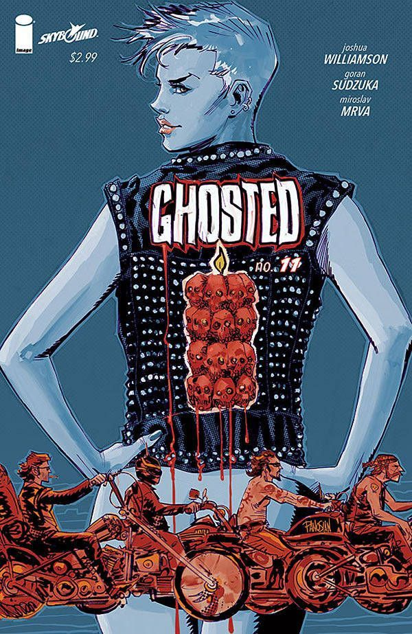 Ghosted Volume 3 01