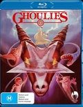 Ghoulies Blu Ray Cover