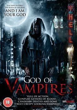 God Of Vampires Dvd Cover