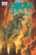 Godzilla In Hell 2 Cover