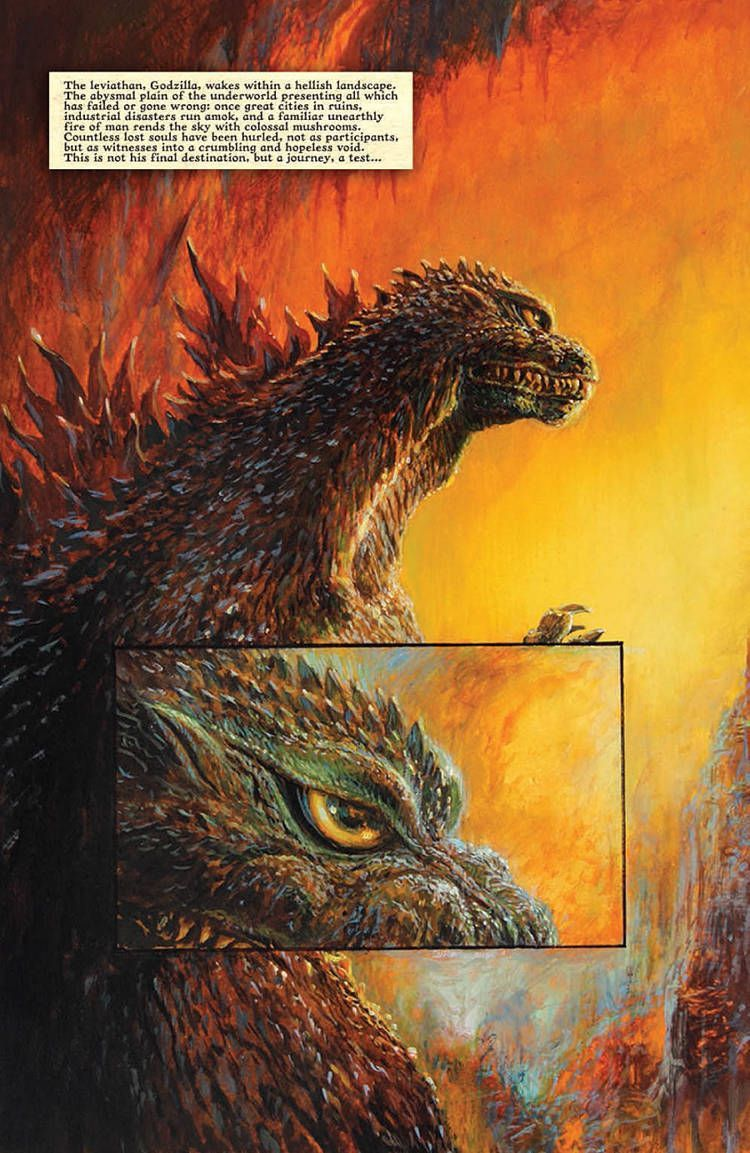 Godzilla In Hell 2 01