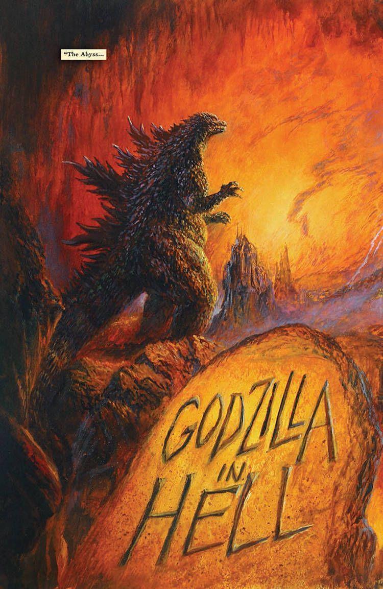 Godzilla In Hell 2 02