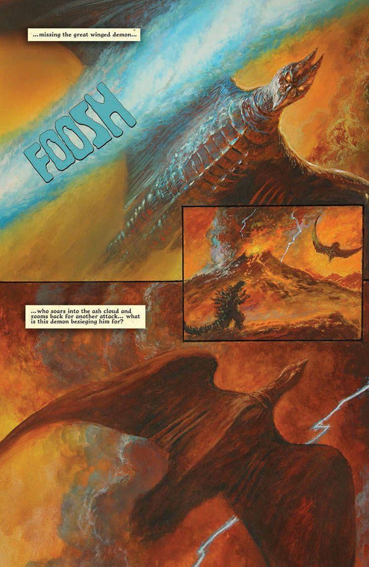 Godzilla In Hell 2 05