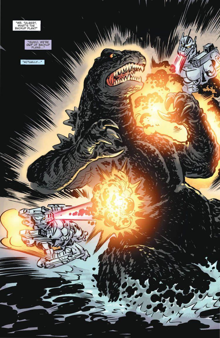 Godzilla Oblivion 4 02