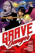 Grave Danger 1 Cover