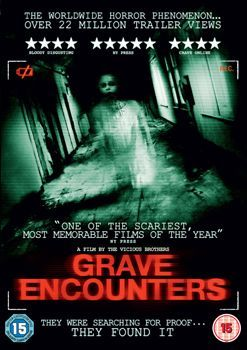Grave Encounters Dvd Cover