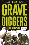 The Gravediggers Union 6 Cover