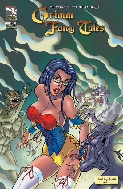 Grimm Fairy Tales 55 02