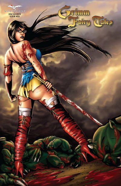 Grimm Fairy Tales 55 03
