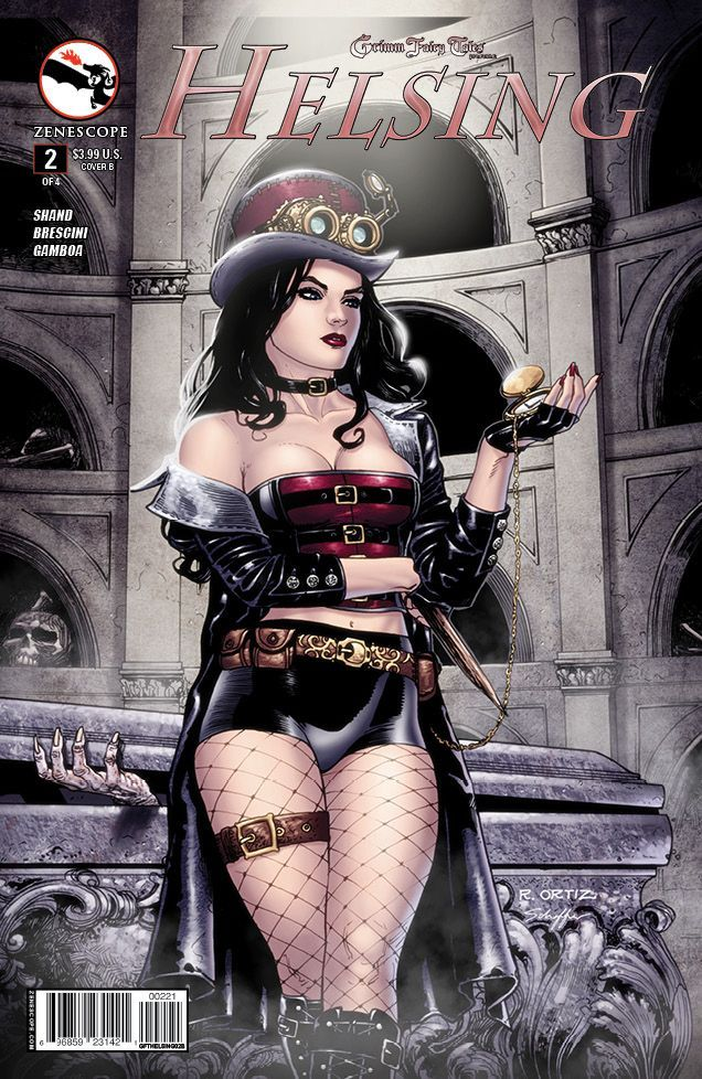 Grimm Fairy Tales Presents Helsing 2 01