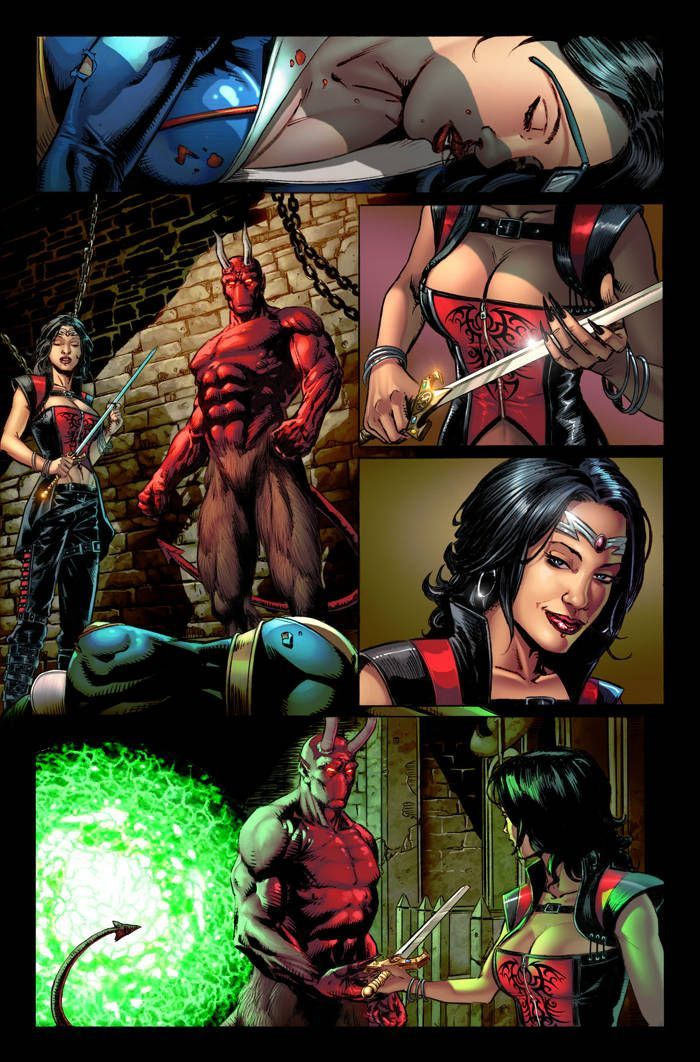 Grimm Fairy Tales 100 01