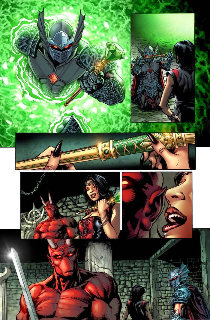 Grimm Fairy Tales 100 02