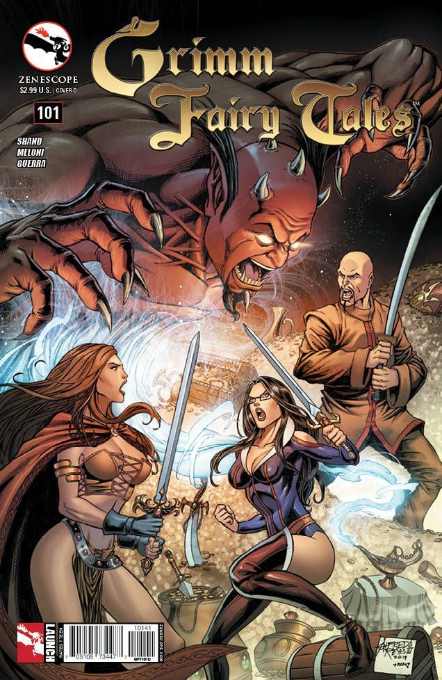 Grimm Fairy Tales 101 06