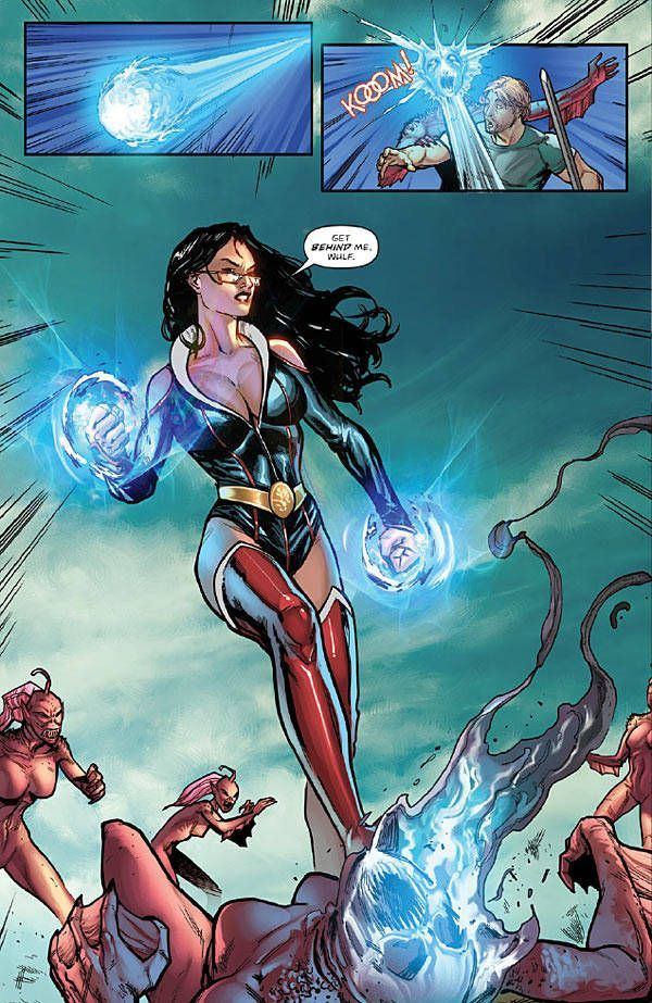 Grimm Fairy Tales 105 03